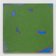Betty Parsons, Green #1, 1971