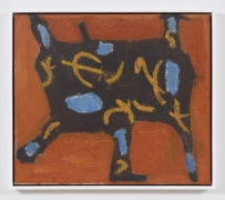 Walking Bull or The Minotaur, 1954