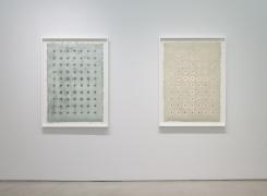Harmony Hammond, installation view, Alexander Gray Associates, 2016