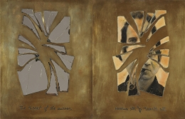 The Threat of the Mirror, 1978, Mixed Media