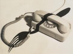 Enigma 1, 1981, Photogram