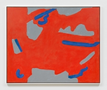 June 1971, 1971, Acrylic on canvas