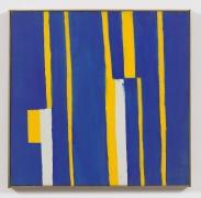 Enter White I, 1967, Acrylic on canvas
