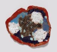 Nicholetta, 2013, Terracotta and glaze