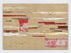 Bandaged Grid #9, 2020