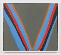 Victory, 1967 Acrylic on canvas