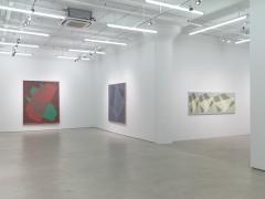 Jack Tworkov: Mark and Grid, 1931–1982, Installation View, Alexander Gray Associates, 2015