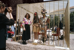 The Year of the White Bear and Two Undiscovered Amerindians Visit the West (1992-1994)