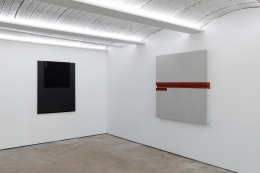 Jennie C. Jones: Passing Tones and Broken Chords, Installation view