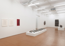 Hassan Sharif, installation view, Alexander Gray Associates, 2014