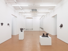 Melvin Edwards, Installation view, Alexander Gray Associates, 2012