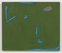 Pasture, 1963, Acrylic on canvas