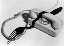 Enigma 1 (1981)Photogram11h x 15w in (27.9h x 38.1w cm)