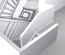 Digital rendering forDouble II(Alexander Gray Associates, New York),2019
