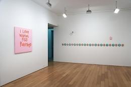 I Love Warhol Piss Paintings (2007)