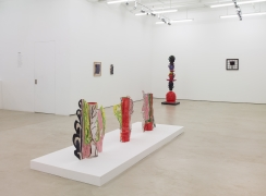 Haptic, Installation View, Alexander Gray Associates, 2016