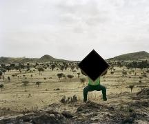 Single Cube Formation, No. 4, Nazareth, Ethiopia (2011)