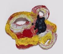 Briony, 2016, Terracotta and glaze
