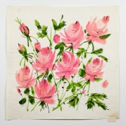 "American Beauty, from the ""Florals"" series [021], c. 1972, Watercolor On Paper"