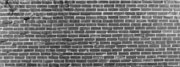Bricks, 1974/2012Part 1 of 4, Fiber print,12.75h x 10w in (32.39h x 45.42w cm) eachEdition of 8 with 1 AP