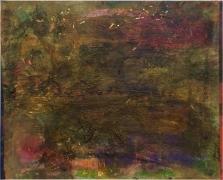 Rachel's rant, 2011, Acrylic on canvas