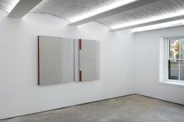 Jennie C. Jones:Passing Tones and Broken Chords, installation view, Alexander Gray Associates, Germantown (2020)