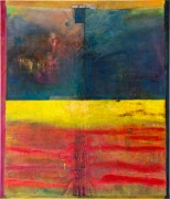 Trangegone (Who's Afraid of Red, Yellow and Blue), 2008, Acrylic on canvas