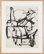 Untitled (House of the Sun Series), c. 1952, Ink on paper