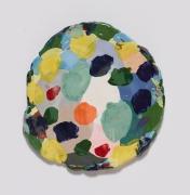 Lorenzo, 2014, Colored porcelain and glaze