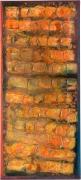 Shoal, 1991, Acrylic on canvas