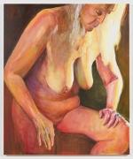 My Saskia, 2018, Oil on canvas