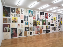The Mirror Stages: Self-Portraits,1979–2009, Installation view, Alexander Gray Associates, 2009