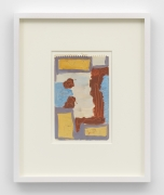 Untitled, 1953 Gouache on paper