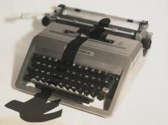 Enigma 3, 1981, Photogram