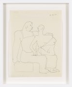 Untitled (1932) Graphite on paper