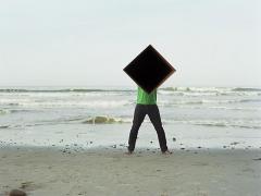 Single Cube Formation, No. 2, Santa Barbara (2011)
