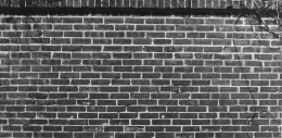 Bricks, 1974/2012Part 3 of 4, Fiber print, 12.75h x 10w in (32.39h x 45.42w cm) eachEdition of 8 with 1 AP
