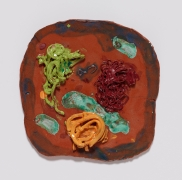 Kate, 2014, Terracotta and glaze