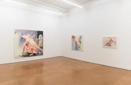 Joan Semmel,Installation view, Alexander Gray Associates, 2013