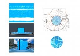 Preparatory renderings for Iluminada(Barrio Las Aguas, Bogotá, Colombia), 2015/2019