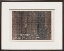 Luis Camnitzer; Compounded Error (1972)