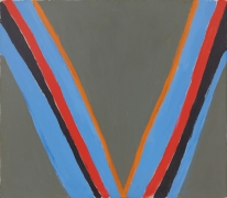 Victory (1967) Acrylic on canvas