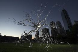 ROXY PAINE Neuron, 2010