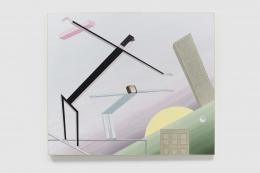 MERNET LARSEN, Dawn (after El Lissitzky), 2012