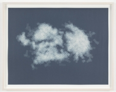 SPENCER FINCH Cloud (cumulus fractus, Brooklyn)