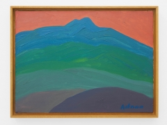 ETEL ADNAN Untitled