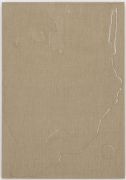 , HELENE APPELWater Spill,2014Watercolor on linen29 7/8 x 20 13/16 in. (76 x 53 cm)