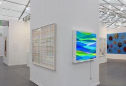 , Frieze New York2014 Installation view