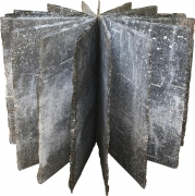 , ANSELM KIEFER, Untitled [Secret Life of Plants], 2004, Mixed media on lead, 39 1/2 x 53 1/2 x 53 1/2 in.