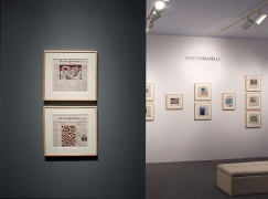Installation view ADAA: The Art Show